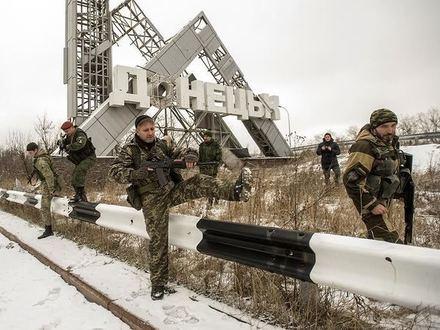 Украина и Донбасс блокировали друг друга