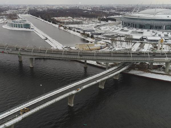 Яхтенный мост официально откроется 26мая