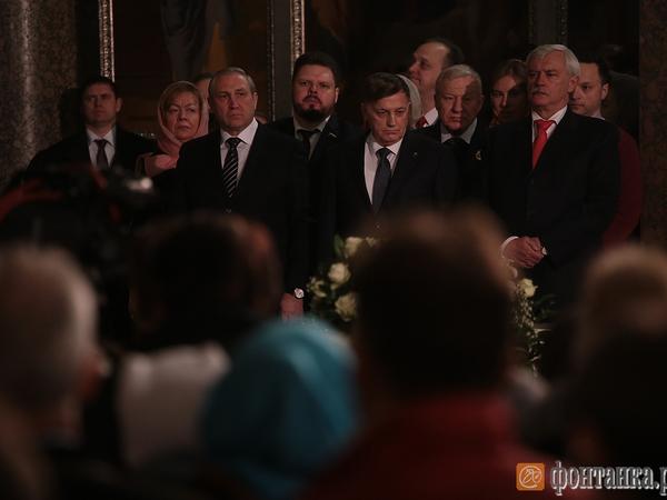 Пасхальные богослужения пройдут вовсех православных храмах Петербурга