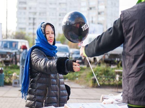 Петербуржцам предложат стать героями рекламной кампании