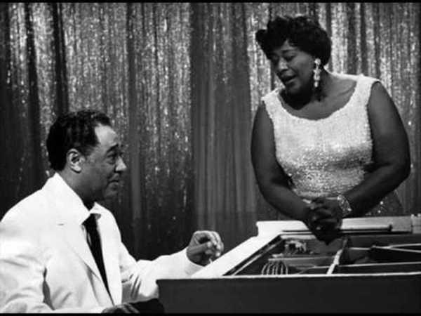 К 100-летию первой леди джаза: Элла Фицджеральд исполняет Эллингтона