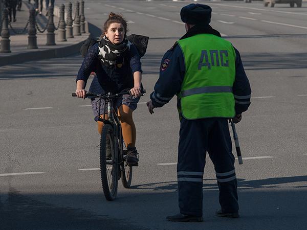 Как велосипедисты обиделись