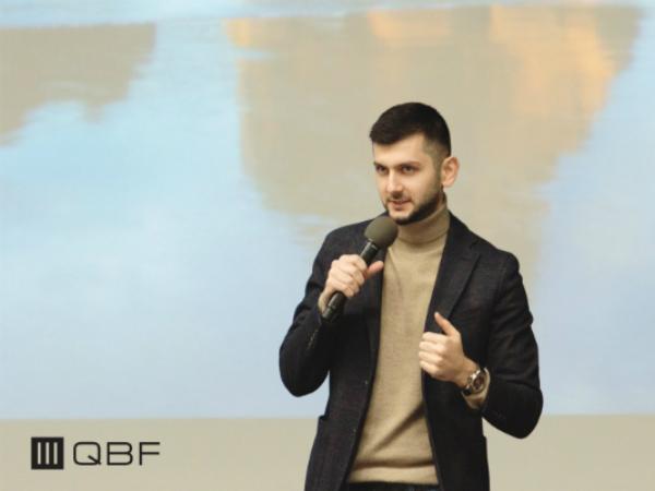 ГК QBF выступила партнёром встречи предпринимателей Санкт-Петербурга