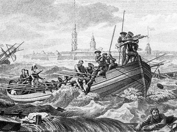 Почему Петр основал Петербург там, где часто происходят наводнения