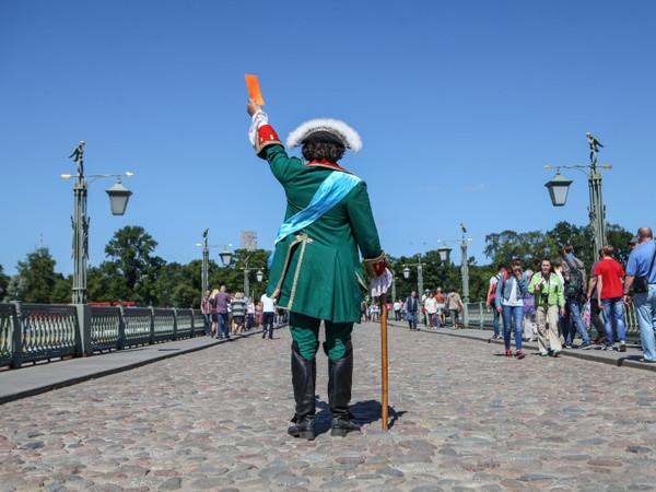 Петербург недосчитался туристов