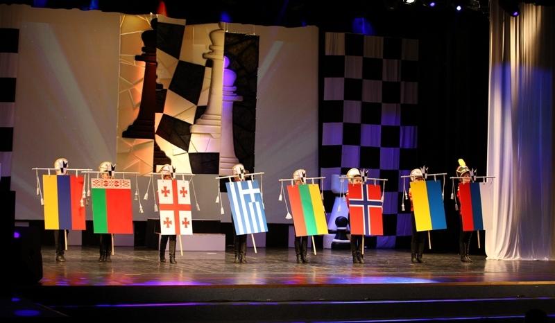 XV Международный шахматный турнир «Юные звезды мира»