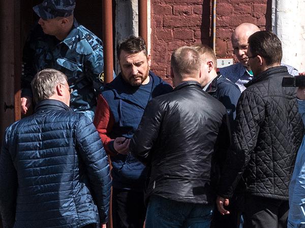 Суд задержал фигуранта дела овзятке бывшему вице-губернатору Петербурга
