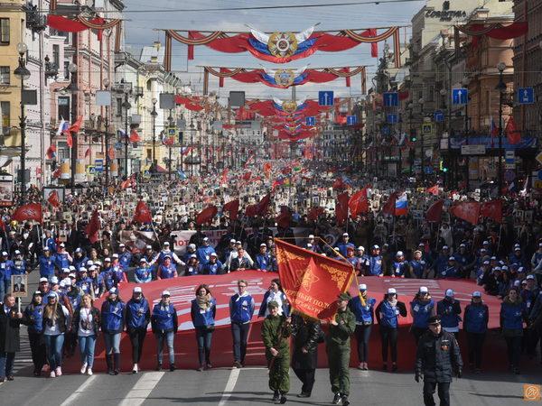 Россия, Бессмертный полк и всемирно-историческая миссия России