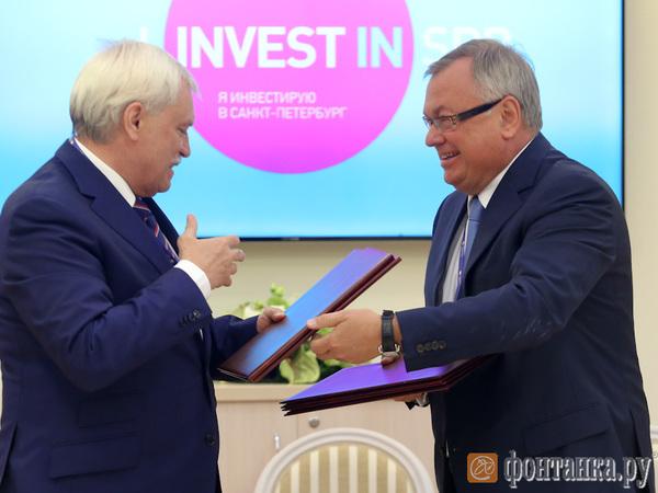 ВТБ оплатит расширение зоны платной парковки в Петербурге