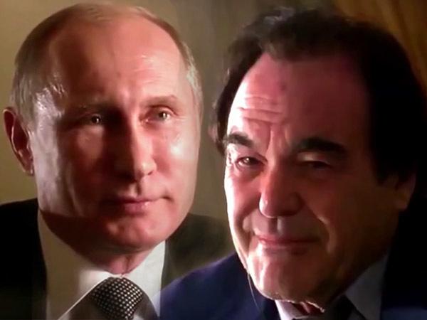О чем Путин рассказал Стоуну. Часть первая