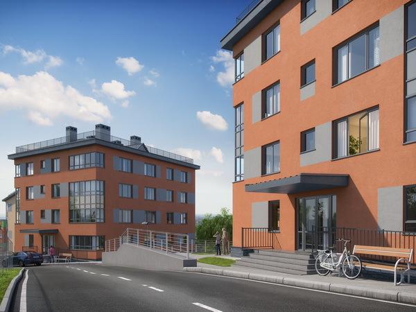 Малоэтажный поселок «Северного города» EcoCity аккредитован шестью банками