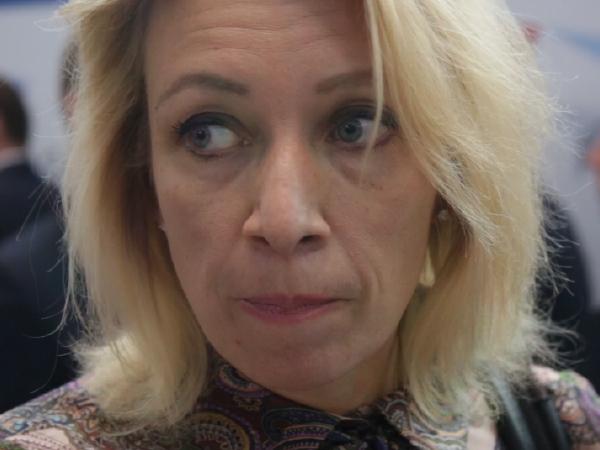 Захарова назвала трусостью отказ финского репортера ехать вЧечню
