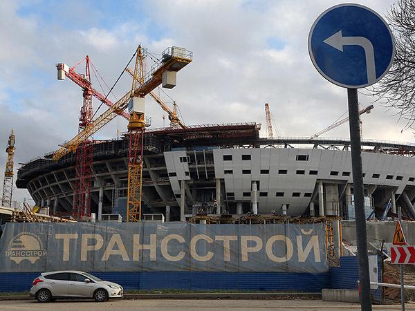 """""""Трансстрой"""" - от Петербурга до Москвы"""