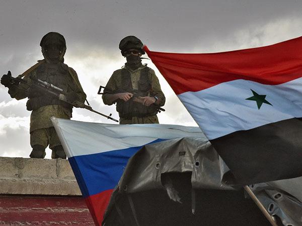 «У России в Сирии коготок увяз»