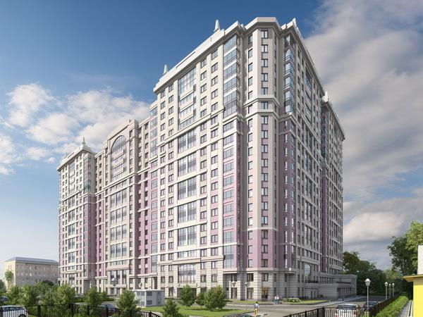 Как в Петербурге выбирают цвета для домов?