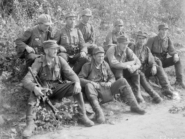Финские диверсанты: охота за партизанами и рейды в советский тыл
