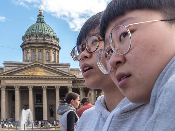 Как Петербург стал China unfriendly