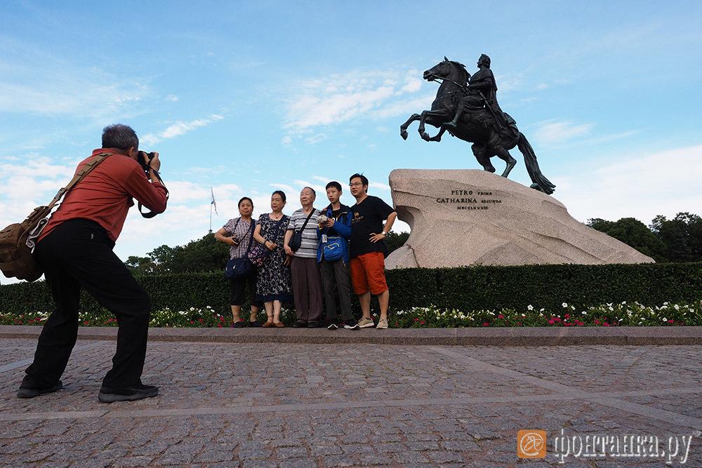 Как Петербург стал China unfriendly (Иллюстрация 4 из 4) (Фото: Михаил Огнев)