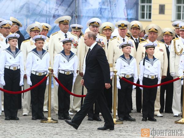 «Военно-Морскому Флоту слава!», и т.п.»