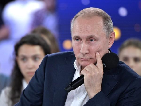 Путин согласился превратить свою «Волгу» вбеспилотник