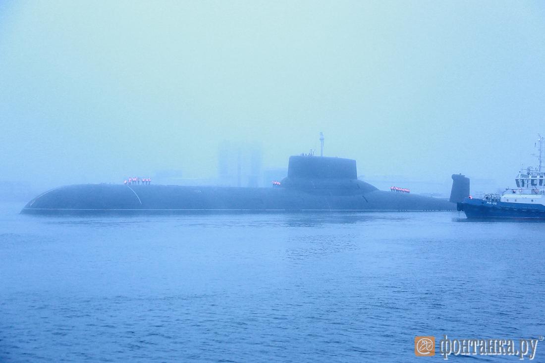 атомных подводных лодок дмитрий донской