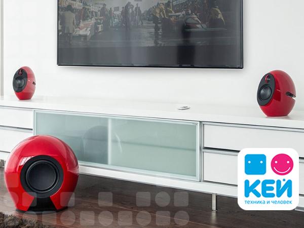 Эксперты КЕЙ объяснили, как выбрать акустику для дома