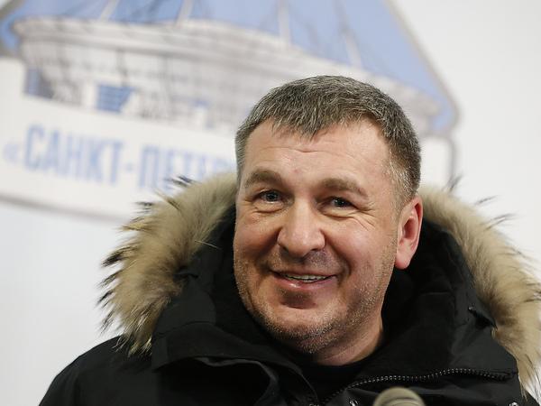 Игорь Албин: Роналду не хотел играть на нашем газоне - и не попал в финал
