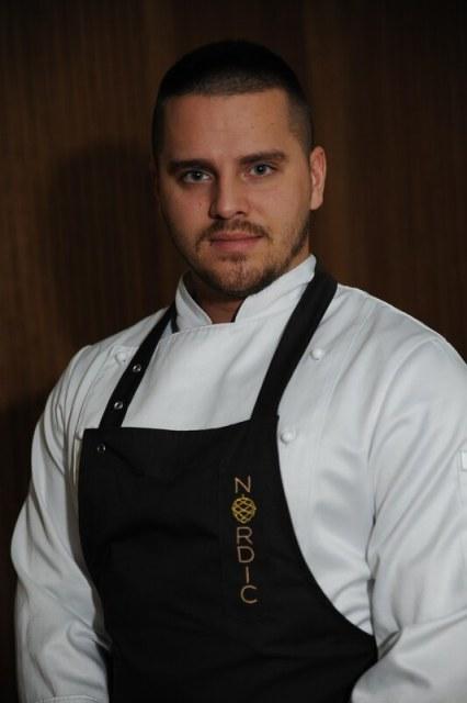 Шеф-повар ресторана, Алексей Алексеев
