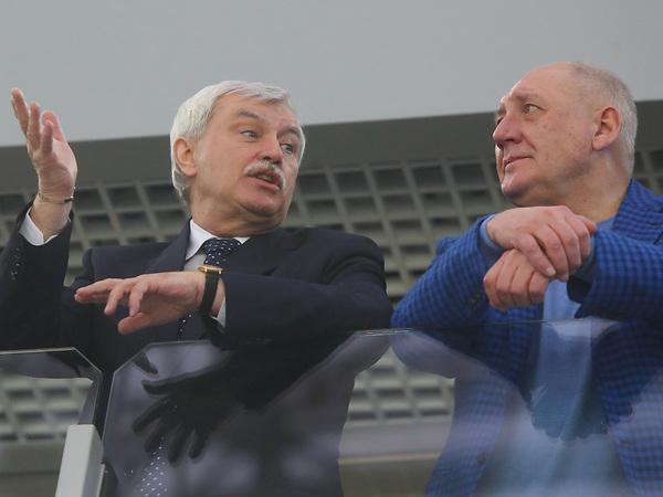 Петербург усиливают к выборам новым комитетом