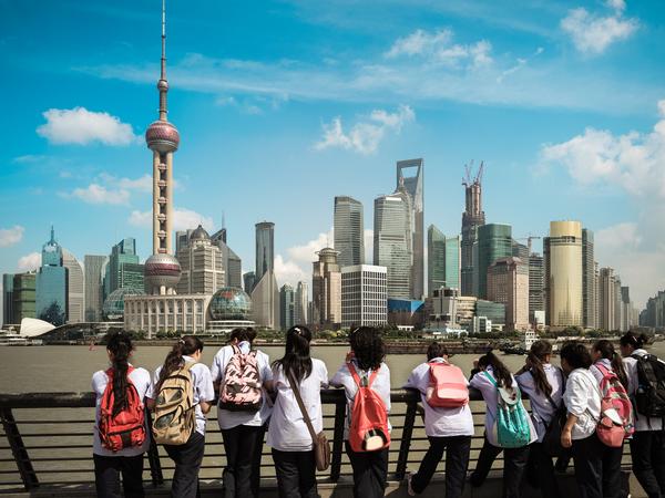 Китай все ближе, теперь — и в университетах