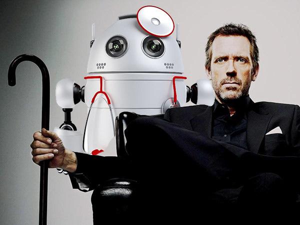 Робот сказал: «В морг» - значит, в морг