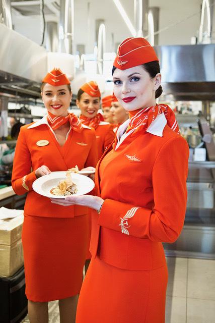 Пресс-служба компании «Аэрофлот»