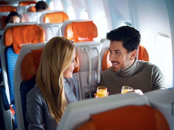 Аэрофлот представил меню бизнес-класса от победителей конкурса шеф-поваров