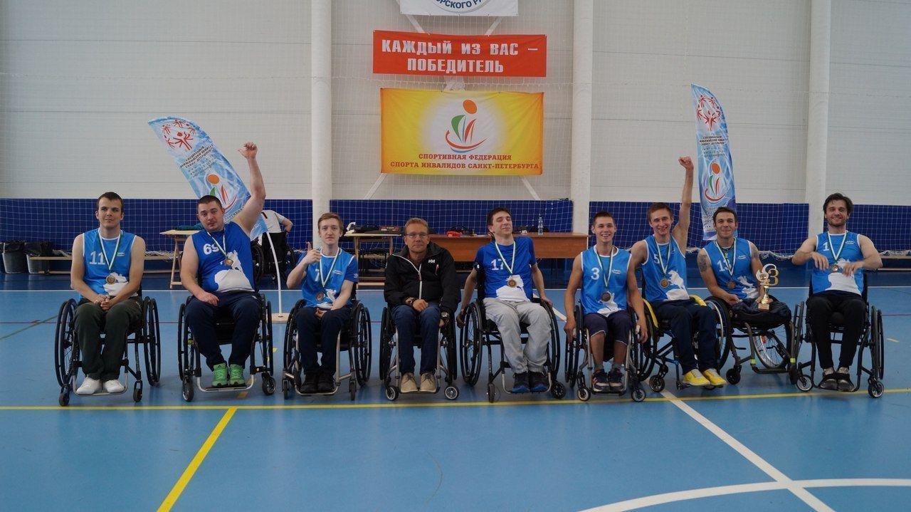 Петербургская команда – бронзовые призёры Кубка СФСИ