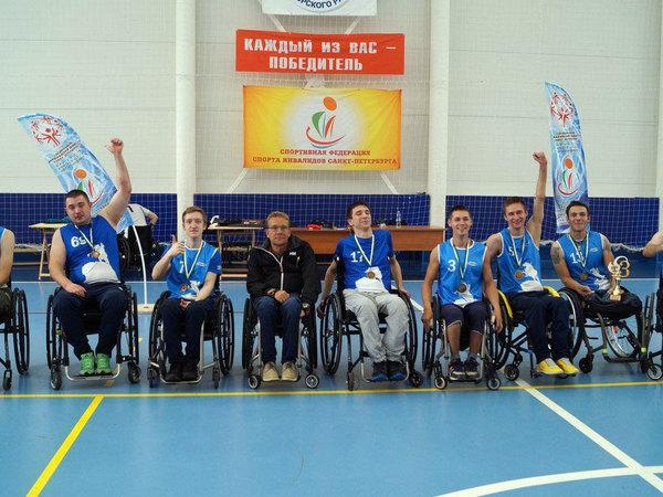 Петербургской команде по регби на колясках необходима помощь