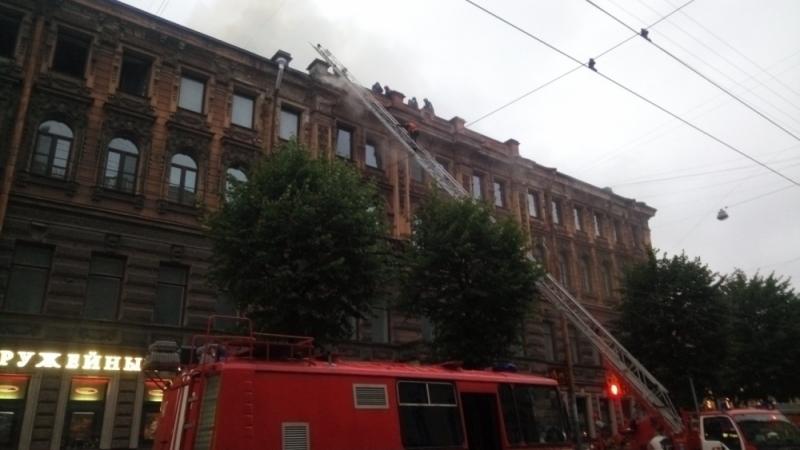 Фото пресс-службы ГУ МЧС по Санкт-Петербургу