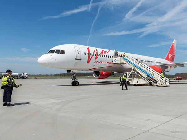 Azur Air сообщила оготовности посодействовать в транспортировке клиентов «ВИМ-Авиа»