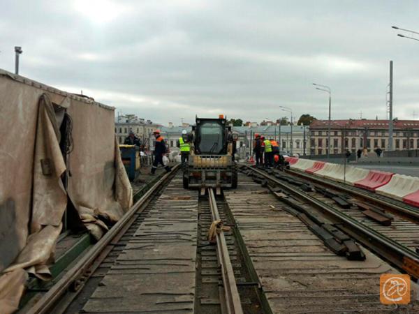 Тучков мост навсе 100% закроют