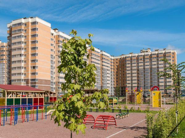Корпус «Е» ЖК «Новое Янино» введен в эксплуатацию
