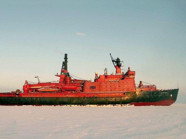 «Арктика» пошла на утилизацию