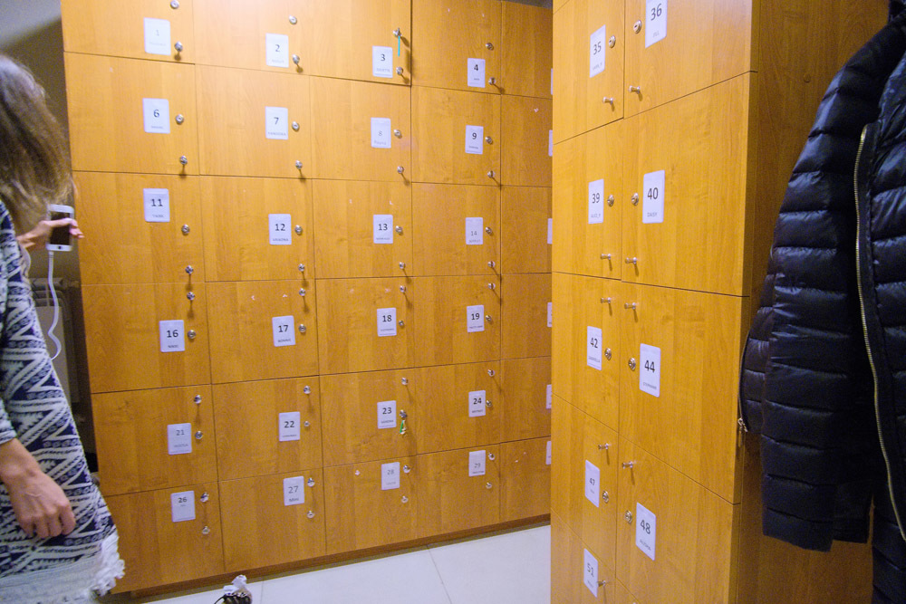 Шкафчики для моделей