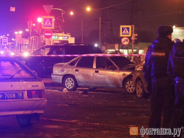 Раненные при перестрелке с полицией в Петербурге выжили, несмотря на тяжесть травм