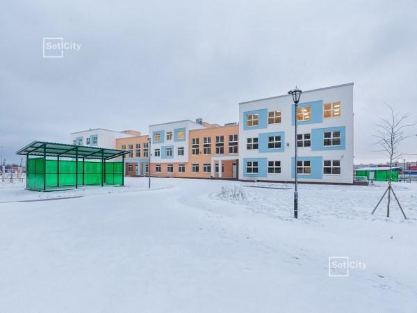 Глава Красносельского района открыл первый детский сад в ЖК «Солнечный город»