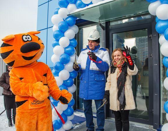 В ЖК «Дом на Блюхера» от «Эталон ЛенСпецСМУ» открылся офис продаж нового формата