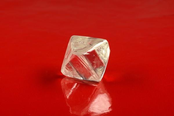 Алмаз массой 97 карат