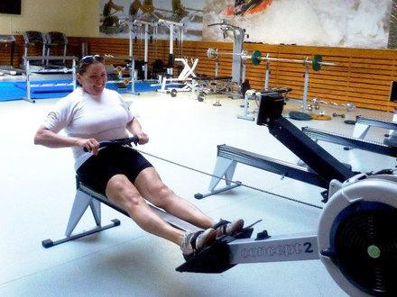 Чемпионке по пара-гребле требуется помощь