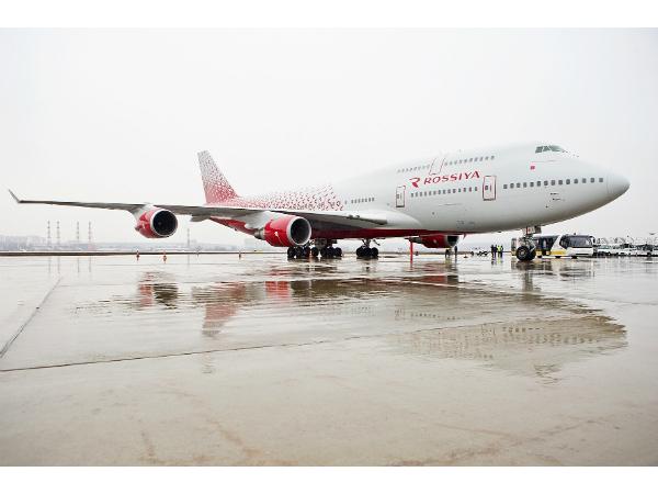«Россия» начинает  ежедневные полеты  из Петербурга в Лондон