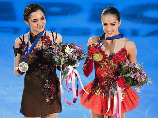 Как наши фигуристки на Олимпиаде дважды побили мировые рекорды за 20 минут