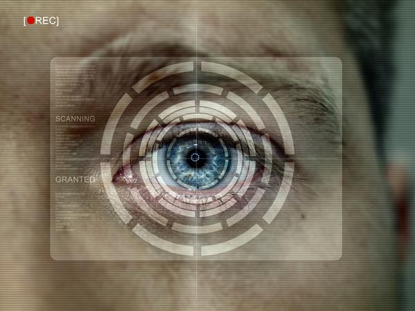 В банк - после скана сетчатки глаза