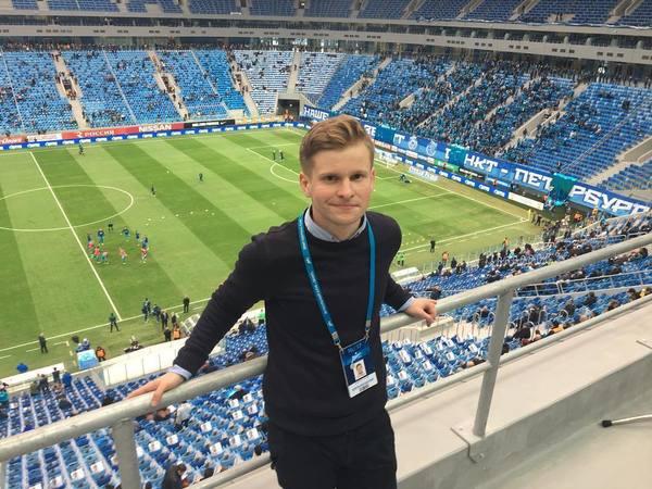 Артем Петров: У всех игроков «Зенита» есть Instagram. Кроме правых защитников